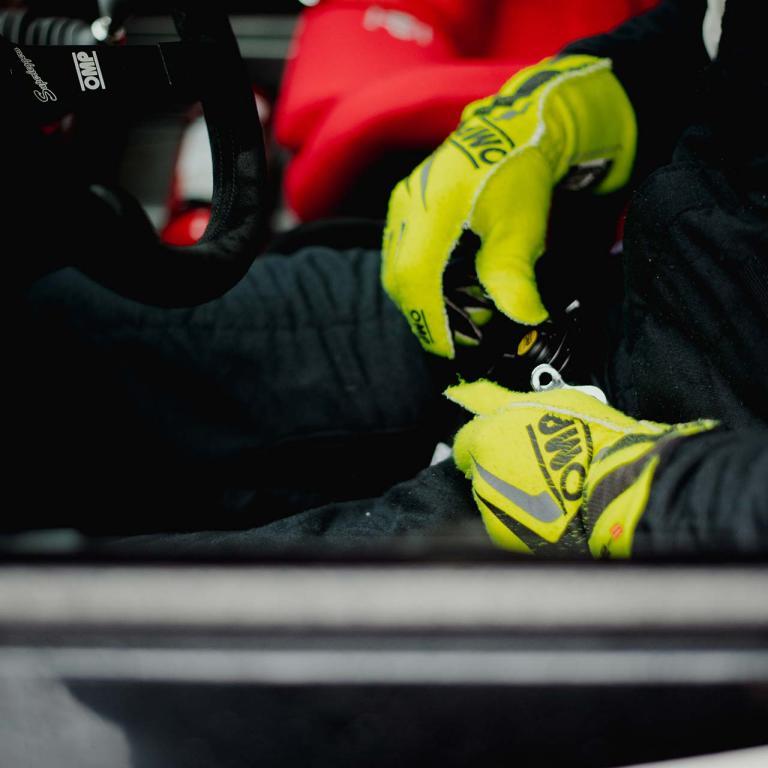 Guanti OMP racing Centro Revisioni